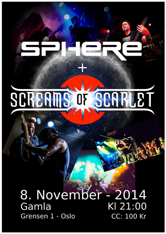 Screams-Of-Scarlet-+-Sphere-plakat-w