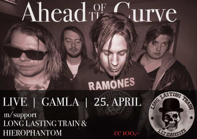 Ahead Of Curve Poster