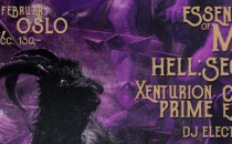 ELEKTRO BONANZA m/ Essence Of Mind + Hell:Sector + Xenturion Prime + Cynical Existence + DJ Electro