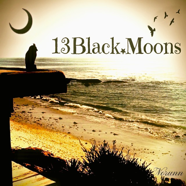 13 Black Moons sunset cover CDbaby